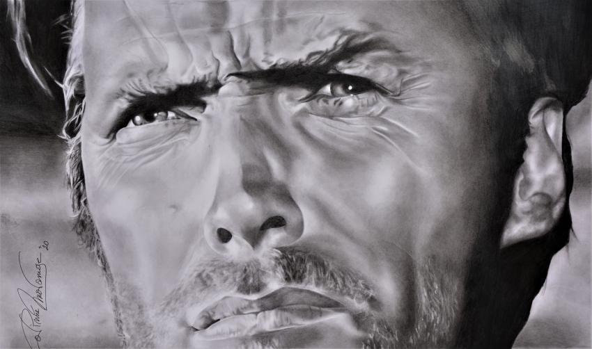 Clint Eastwood by coco11